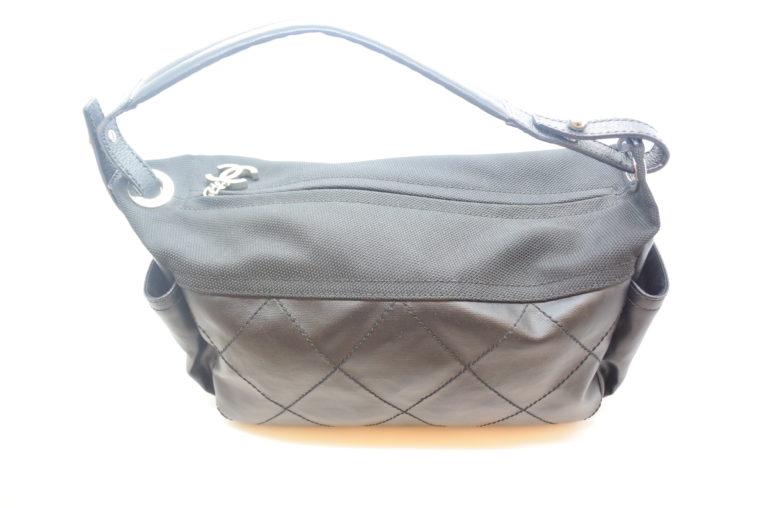Chanel Tasche schwarz-11525