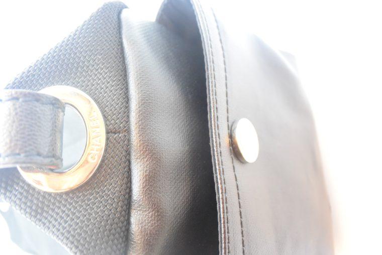 Chanel Tasche schwarz-11523