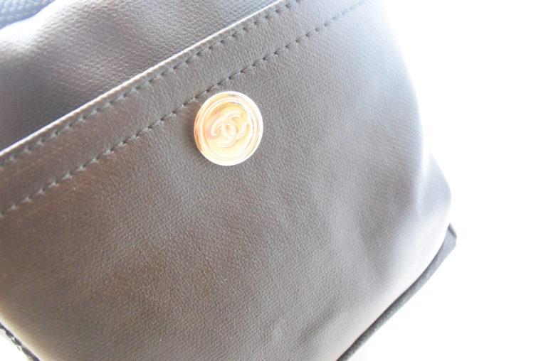 Chanel Tasche schwarz-11527