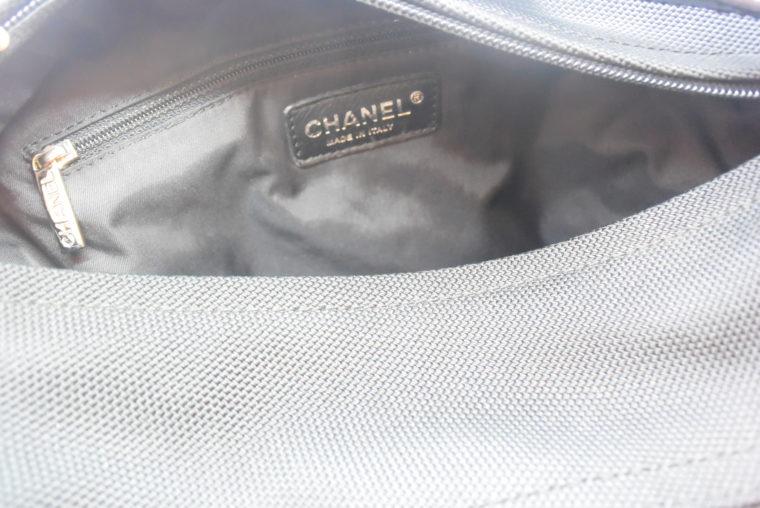Chanel Tasche schwarz-11528