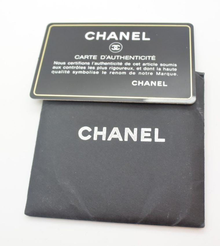 Chanel Tasche schwarz-11533