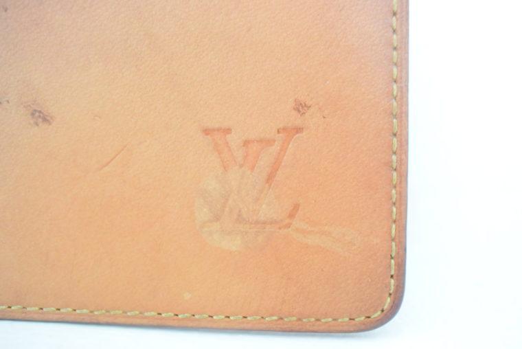 Louis Vuitton Kalender Agenda MM Rindsleder -5511