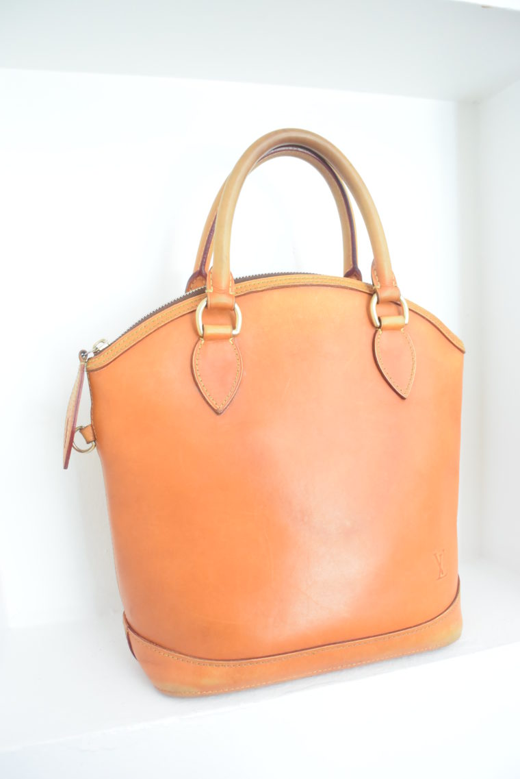 Louis Vuitton Tasche Lockit Nomade Rindsleder-0