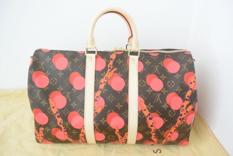 Louis Vuitton Tasche Reisetasche Keepall 45 band. Ramages-0