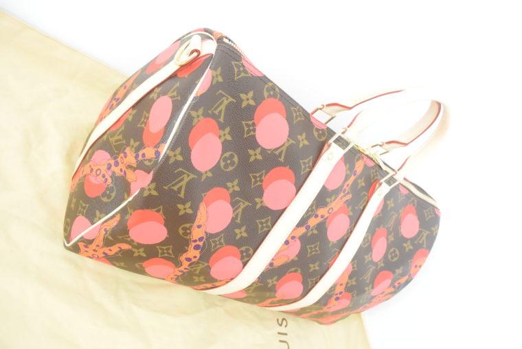 Louis Vuitton Tasche Reisetasche Keepall 45 band. Ramages-6336