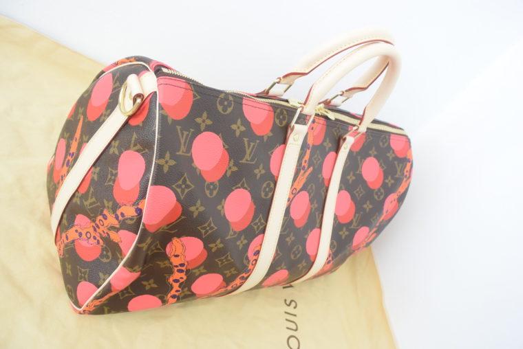 Louis Vuitton Tasche Reisetasche Keepall 45 band. Ramages-6335
