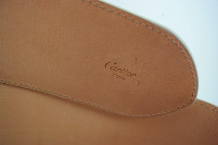 Cartier Gürtel gold 85cm-6470