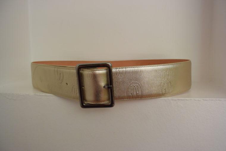 Cartier Gürtel gold 85cm-6473
