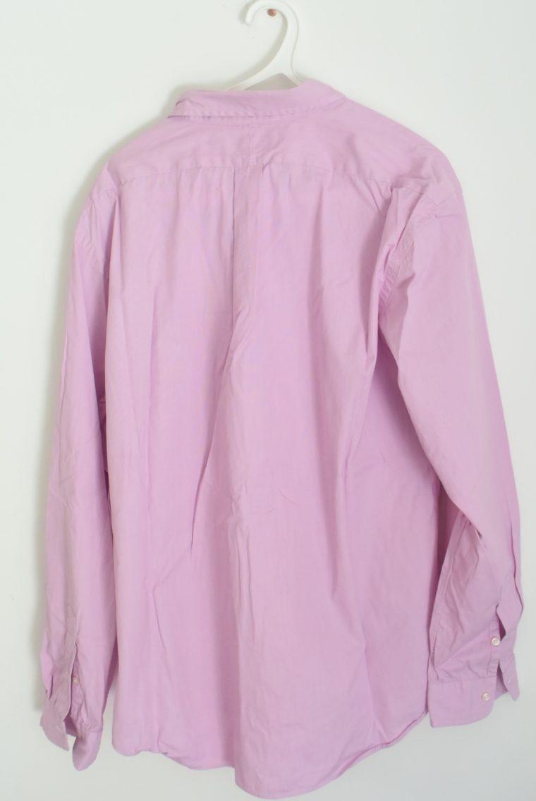 Ralph Lauren Herrenhemd zartrosa XXL-6681