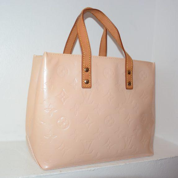 Louis Vuitton Tasche Reade PM rosa Vernis Leder