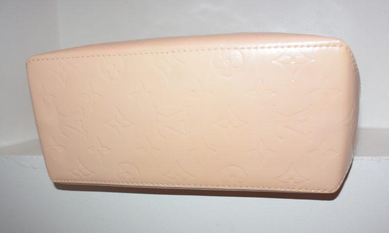 Louis Vuitton Tasche Reade PM rosa Vernis Leder-7541