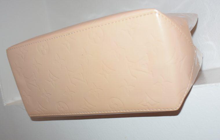 Louis Vuitton Tasche Reade PM rosa Vernis Leder-7544