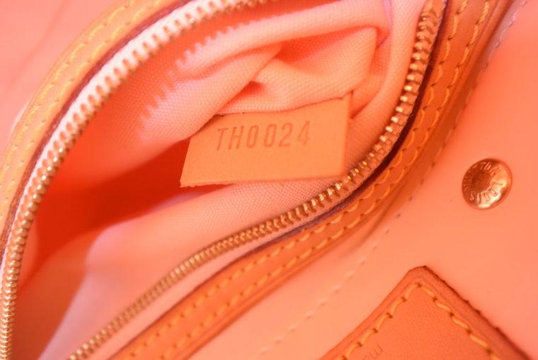 Louis Vuitton Tasche Reade PM rosa Vernis Leder-7550