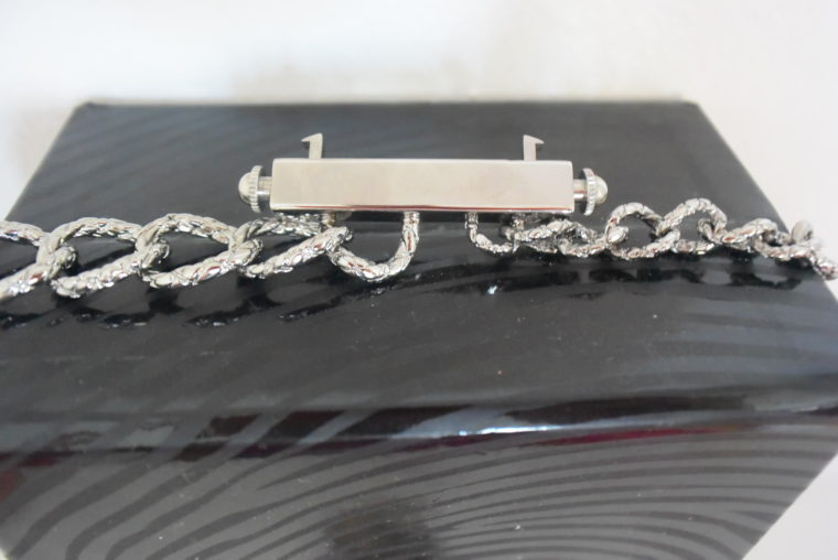 Just Cavalli Halskette silber lang-7952