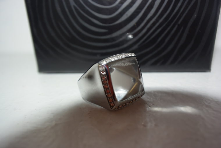 Just Cavalli Ring silber-7955