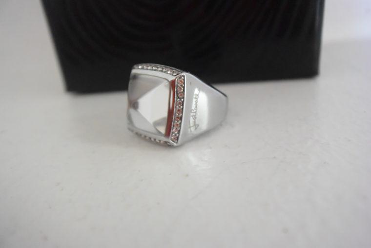 Just Cavalli Ring silber-7960