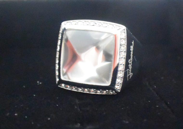 Just Cavalli Ring silber-7959