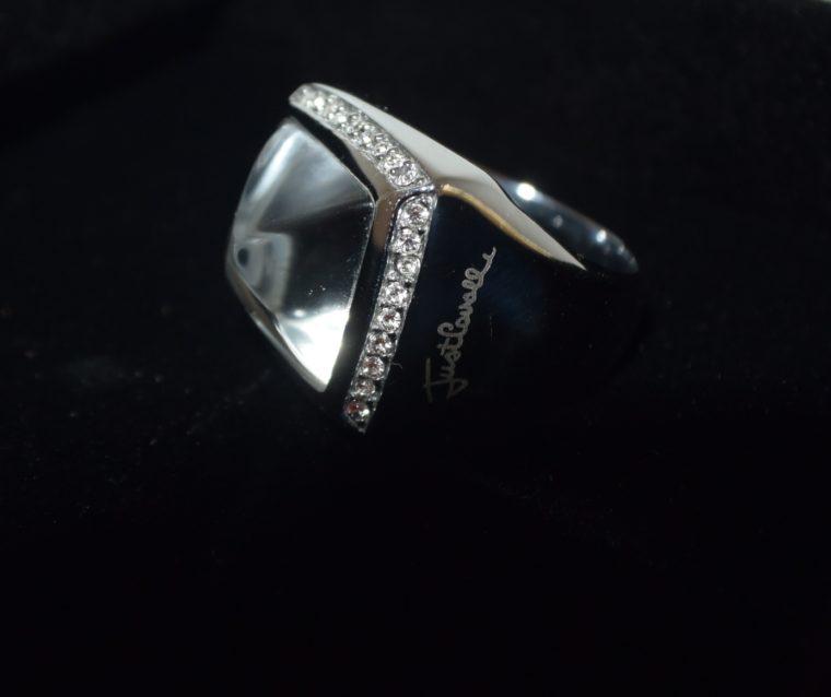 Just Cavalli Ring silber-7957