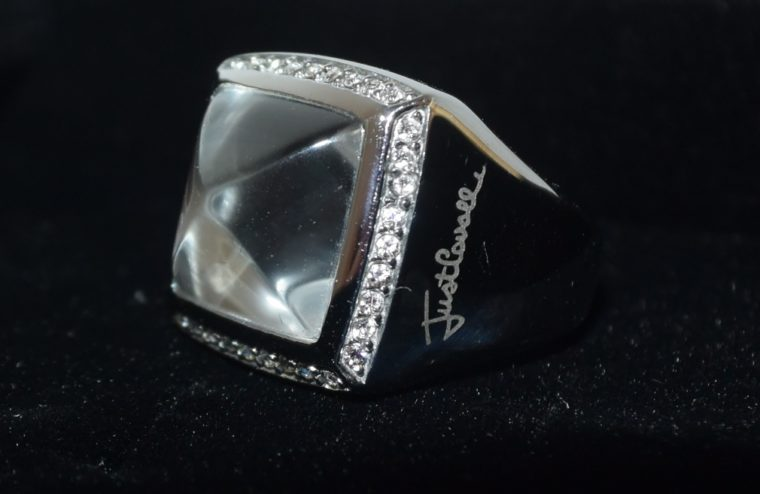 Just Cavalli Ring silber-0