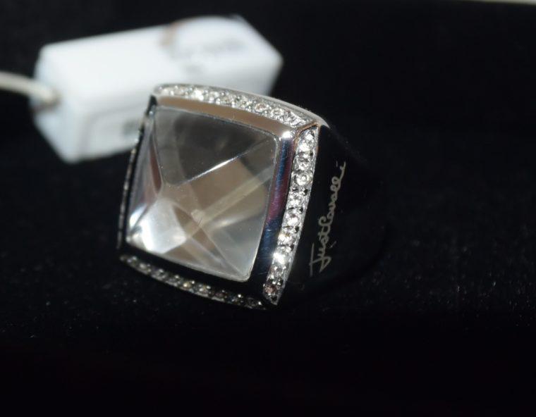 Just Cavalli Ring silber-7964
