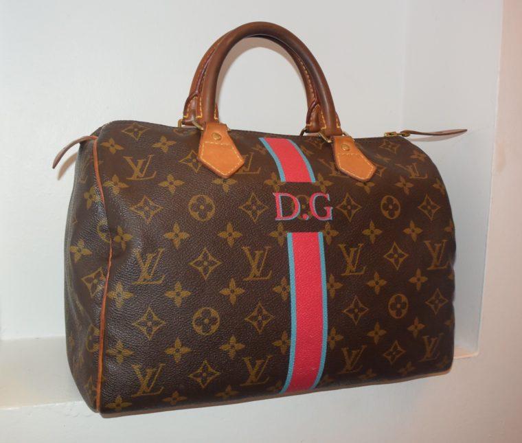 Louis Vuitton Tasche Speedy 30 Mon Monogram-0
