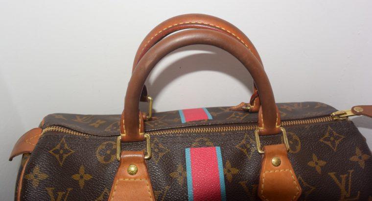 Louis Vuitton Tasche Speedy 30 Mon Monogram-8410