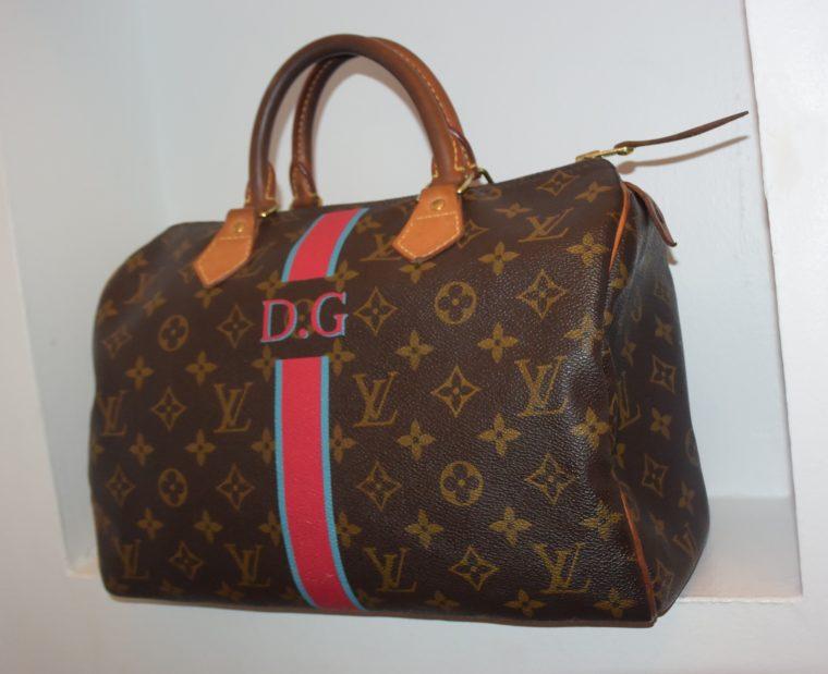 Louis Vuitton Tasche Speedy 30 Mon Monogram-8411