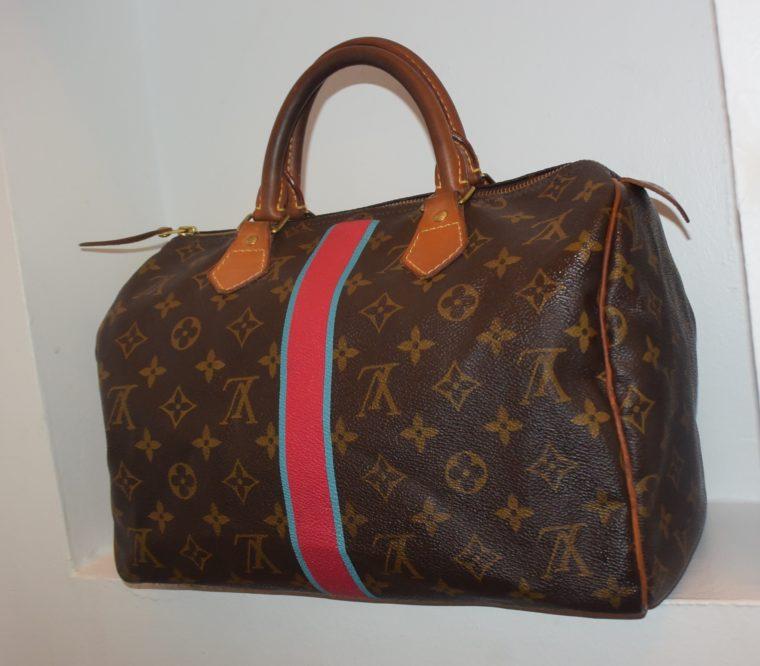 Louis Vuitton Tasche Speedy 30 Mon Monogram-8415