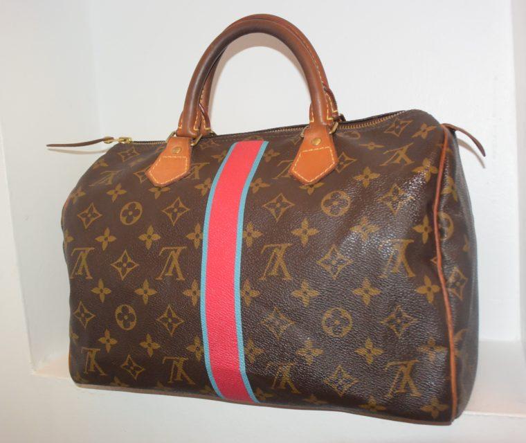 Louis Vuitton Tasche Speedy 30 Mon Monogram-8412