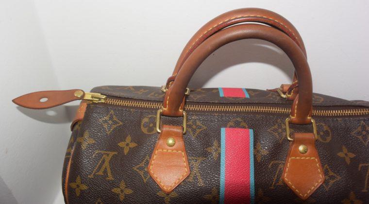 Louis Vuitton Tasche Speedy 30 Mon Monogram-8413