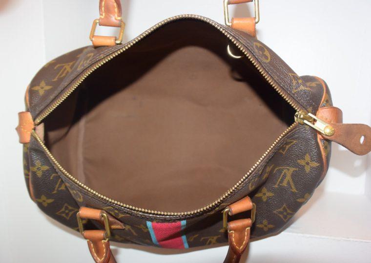 Louis Vuitton Tasche Speedy 30 Mon Monogram-8421