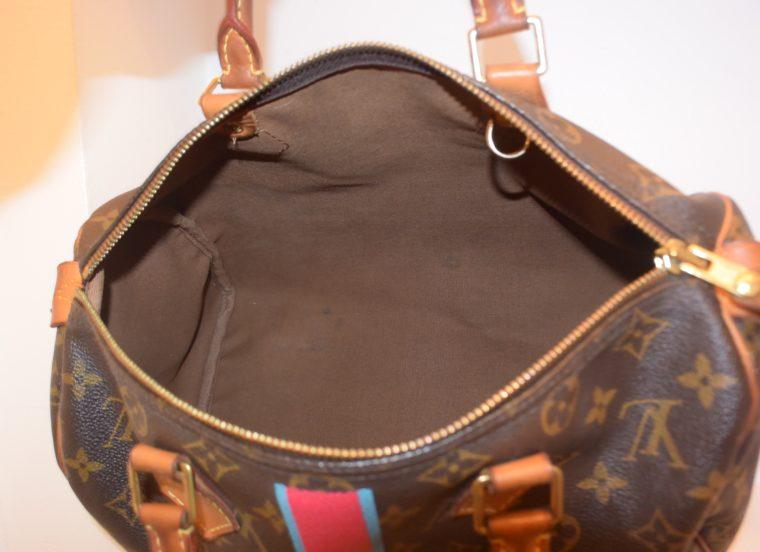 Louis Vuitton Tasche Speedy 30 Mon Monogram-8418