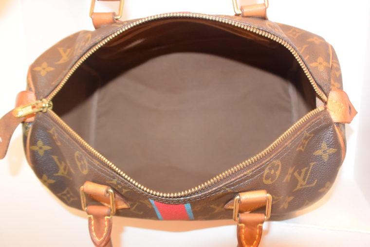 Louis Vuitton Tasche Speedy 30 Mon Monogram-8420