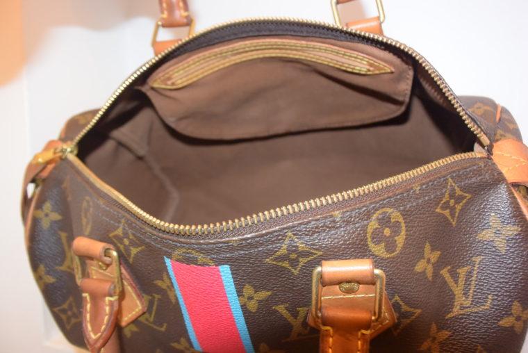 Louis Vuitton Tasche Speedy 30 Mon Monogram-8419