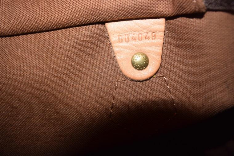 Louis Vuitton Tasche Speedy 30 Mon Monogram-8423