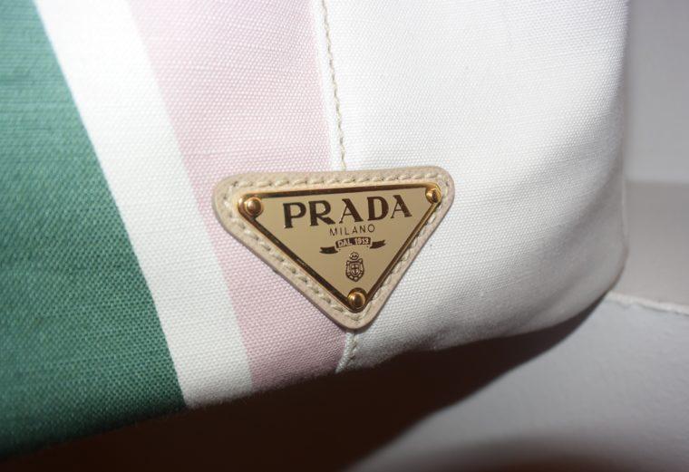 Neu Prada Tasche bunt-8546