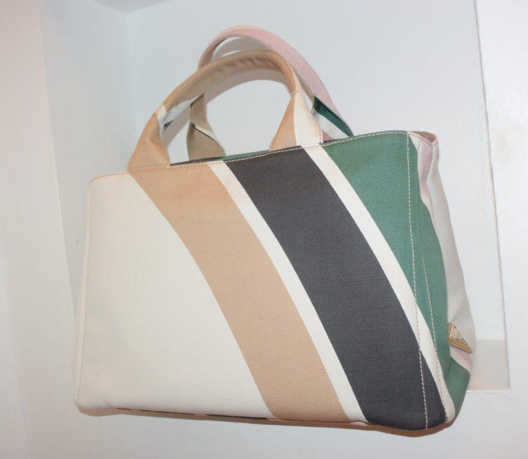 Neu Prada Tasche bunt-8545