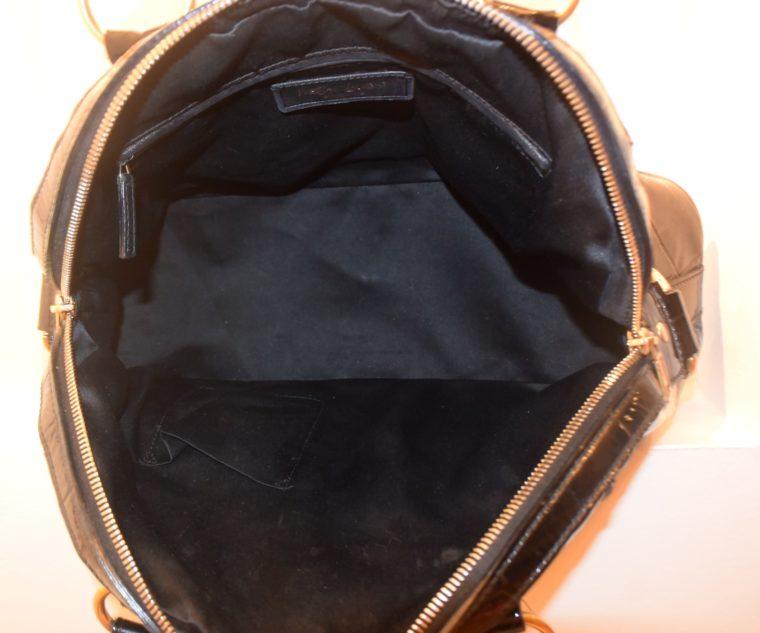 Yves Saint Laurent Tasche Muse schwarz-8632