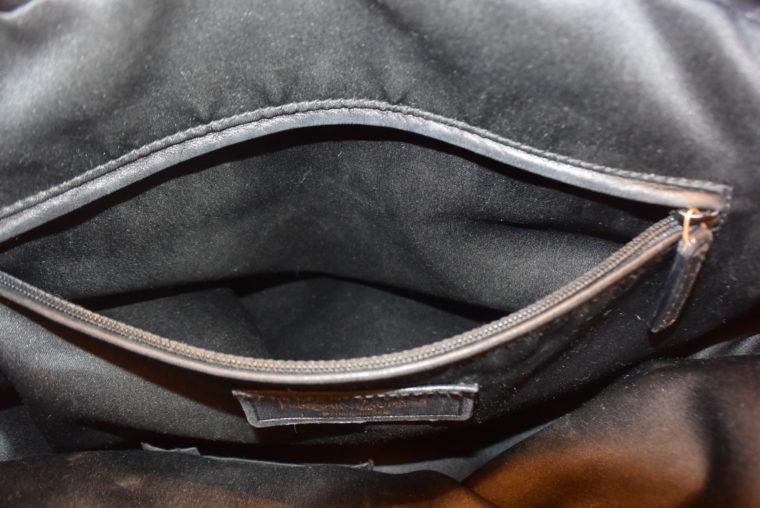 Yves Saint Laurent Tasche Muse schwarz-8630