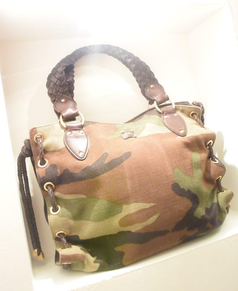Michael Kors Tasche camouflage-8685