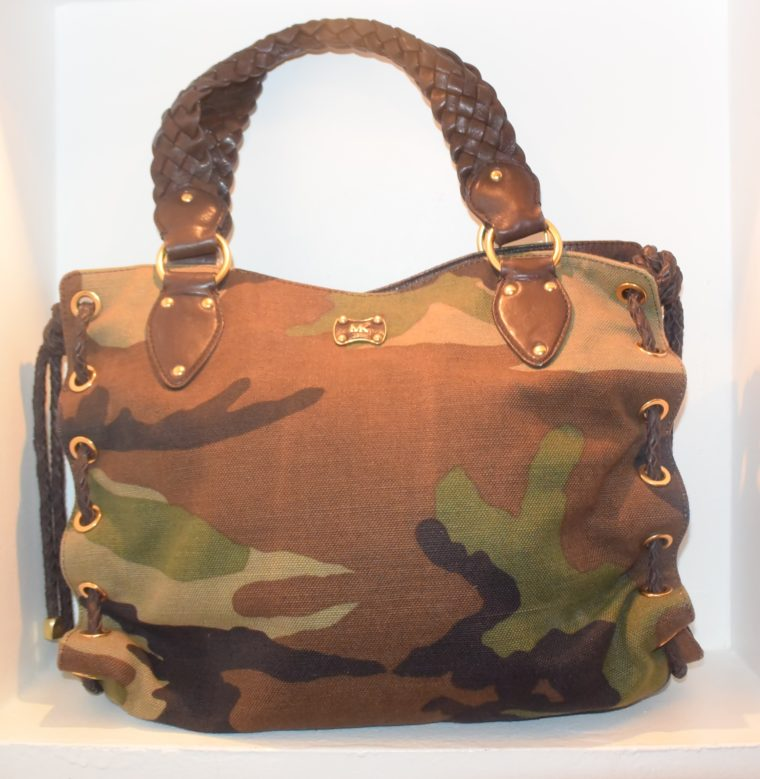 Michael Kors Tasche camouflage-8682