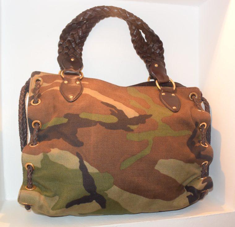 Michael Kors Tasche camouflage-8684