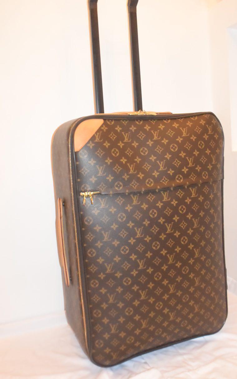 Louis Vuitton Koffer Trolley Pegase 70 Monogram Canvas-8635