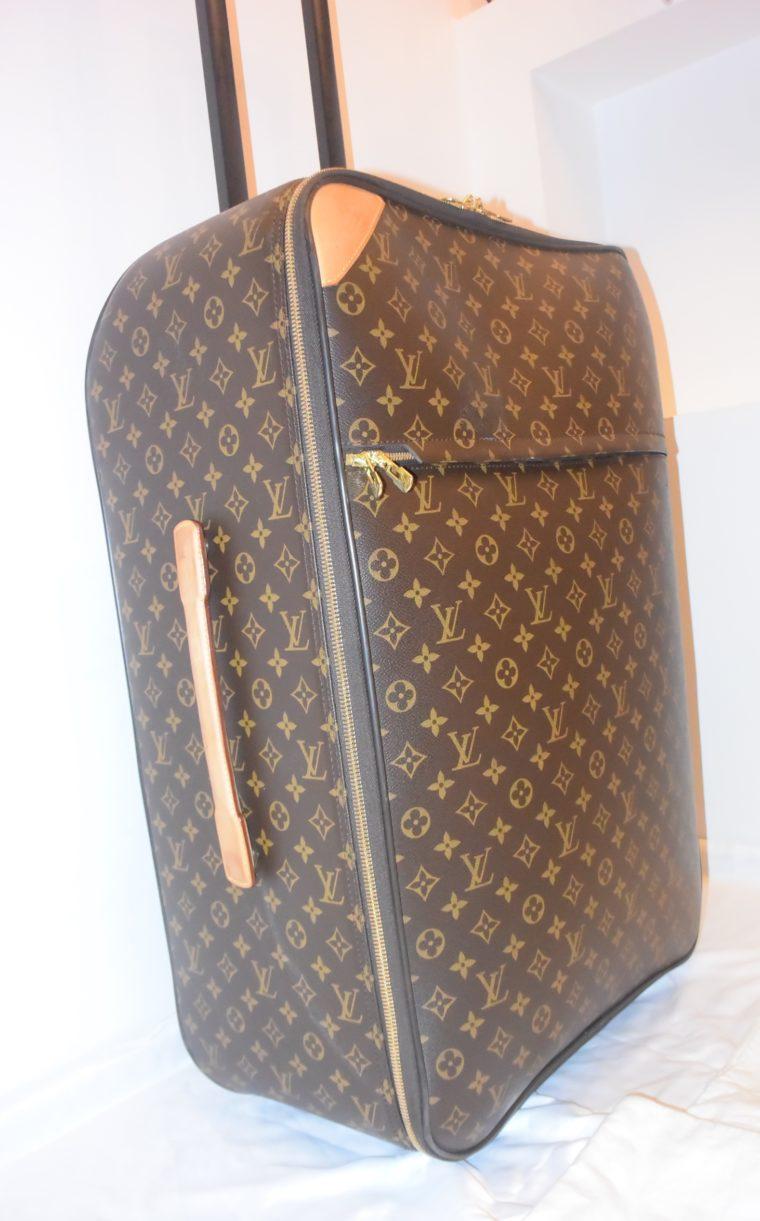 Louis Vuitton Koffer Trolley Pegase 70 Monogram Canvas-8633