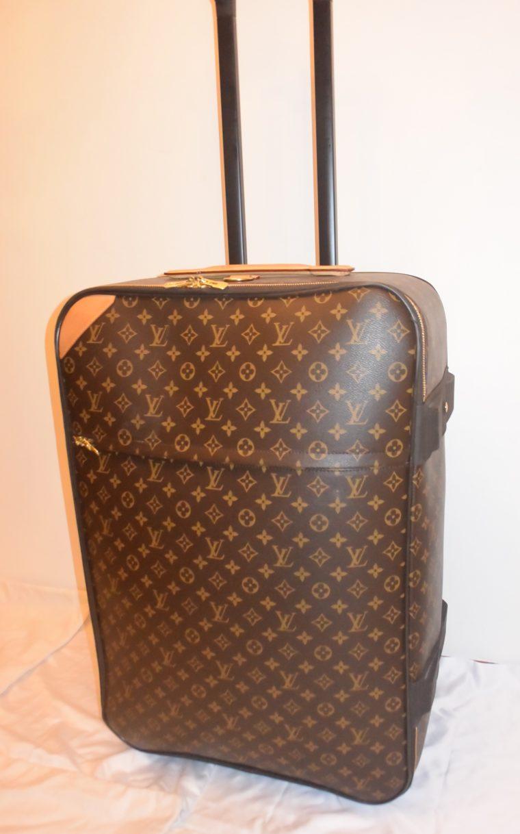 Louis Vuitton Koffer Trolley Pegase 70 Monogram Canvas-8637