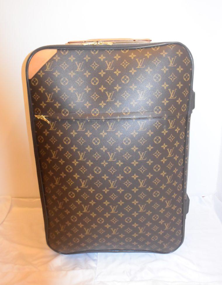 Louis Vuitton Koffer Trolley Pegase 70 Monogram Canvas-8639