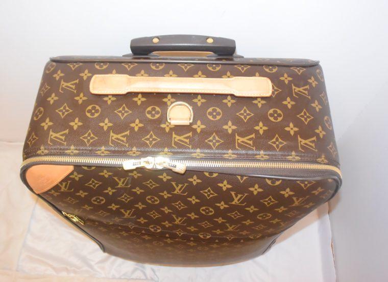 Louis Vuitton Koffer Trolley Pegase 70 Monogram Canvas-8640