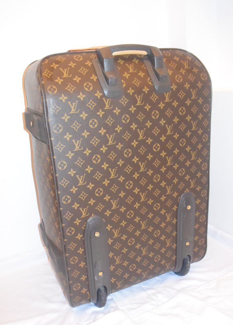Louis Vuitton Koffer Trolley Pegase 70 Monogram Canvas-8646