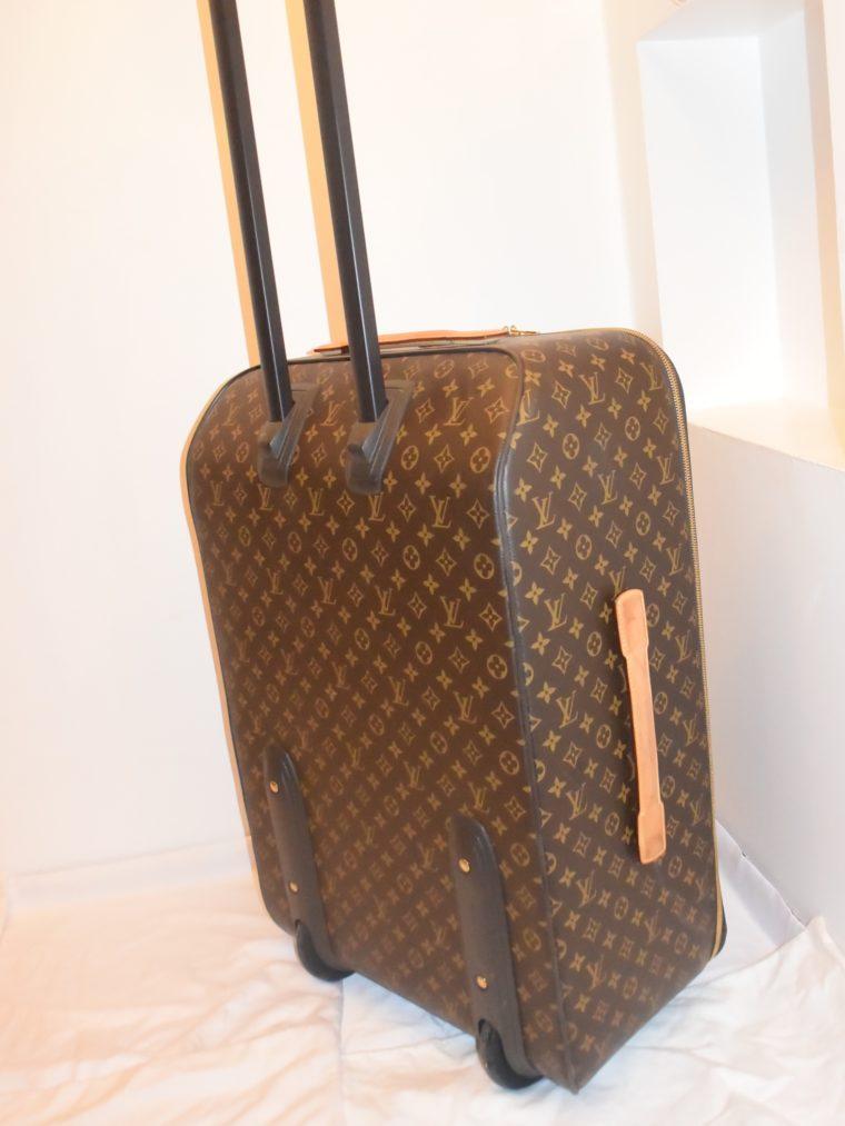 Louis Vuitton Koffer Trolley Pegase 70 Monogram Canvas-8642