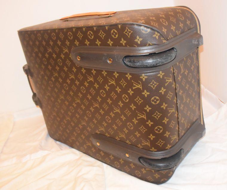 Louis Vuitton Koffer Trolley Pegase 70 Monogram Canvas-8649